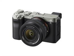 Sony Alpha 7C, una cámara compacta con sistema de estabilización mejorado en el