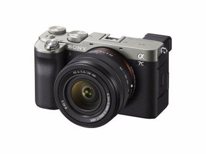 Portaltic.-Sony Alpha 7C, una cámara compacta con sistema de estabilización mejorado en el cuerpo y grabación de vídeo 4K
