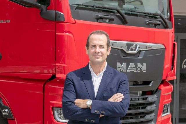 Stephane de Creisquer, nuevo Director General de MAN Truck & Bus Iberia