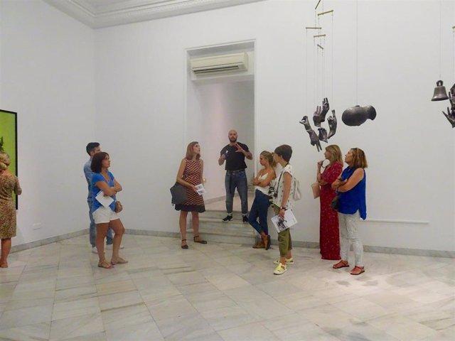 Visitas guiadas en Arco GalleryWalk.