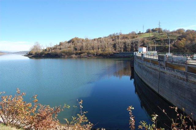 Agua.- Los embalses pierden el 1,3% de su capacidad y bajan hasta el 48,3% esta