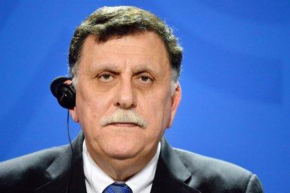 Libia.- Serraj dimitirá próximamente como primer ministro de Libia, según su entorno