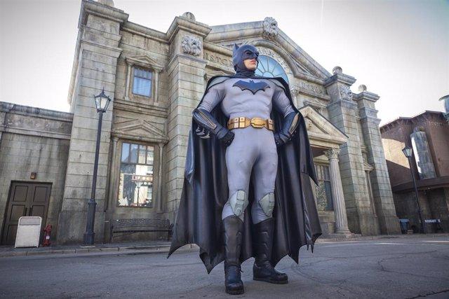 Parque Warner celebra el Batman Day