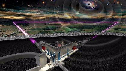 Europa propone mejorar bajo tierra el estudio de ondas gravitacionales