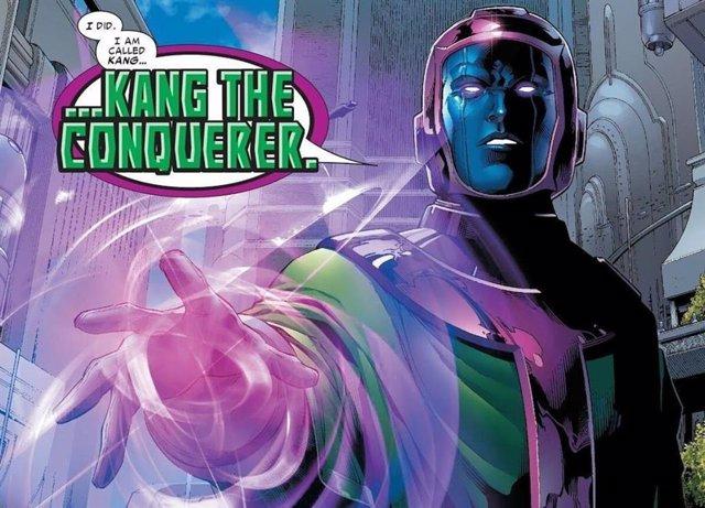 Kang el Conquistador, el villano de Marvel