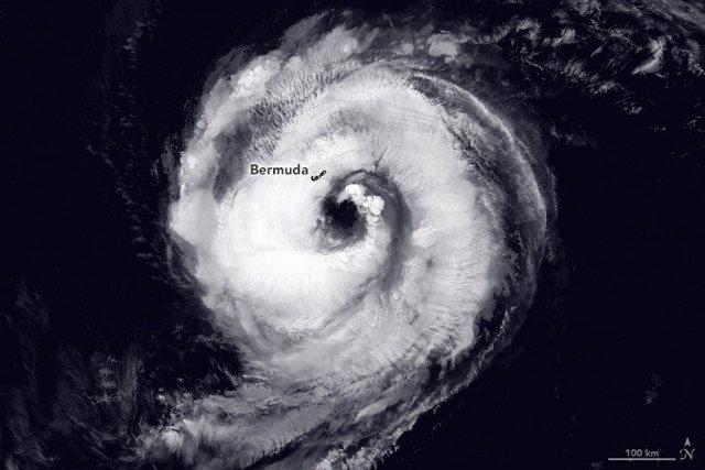 Más huracanes con nombre que nunca esta temporada en el Atlántico