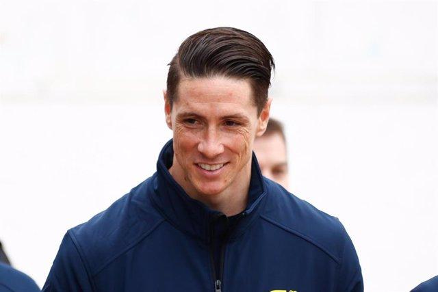"""Fútbol.- Fernando Torres: """"LaLiga sería más atractiva con más de dos aspirantes"""