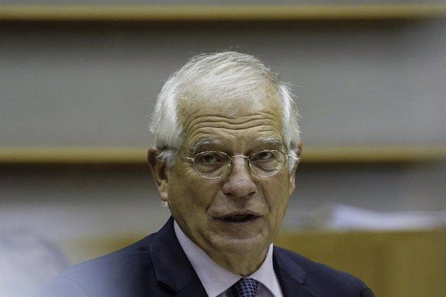 """Rusia.- Borrell no ve como una """"prioridad"""" de la UE el Nordstream, ante la presi"""