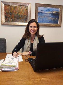 La psicóloga clínica del Hospital Quirónsalud Málaga Carmen Barceló.