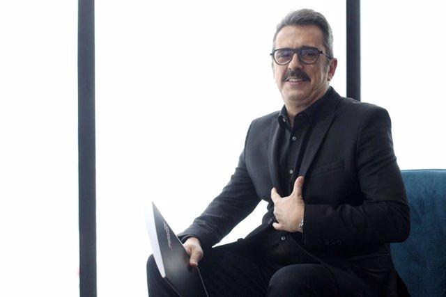 El presentador de televisió i productor, Andreu Buenafuente. Madrid (Espanya), 19 de desembre del 2019.