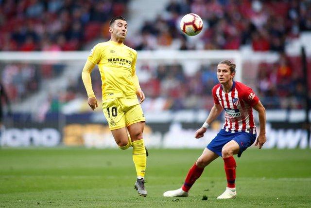 Fútbol.- Borja García ficha por el Huesca hasta 2023