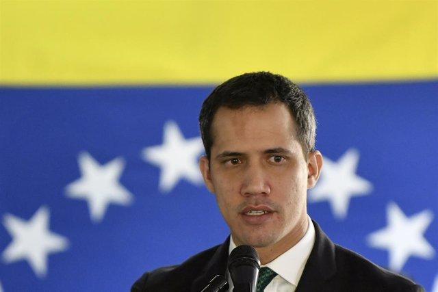 Venezuela.- Guaidó dice que si hay aplazamiento electoral la Asamblea y él mismo