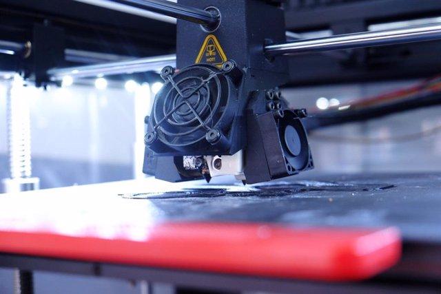 La impresión 3D sirvió para producir material sanitario durante la pandemia.