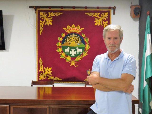 Jesús Fernández, secretario del Colegio de Veterinarios de Cádiz