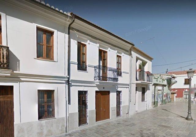 Imatge del barri valencià de Patraix