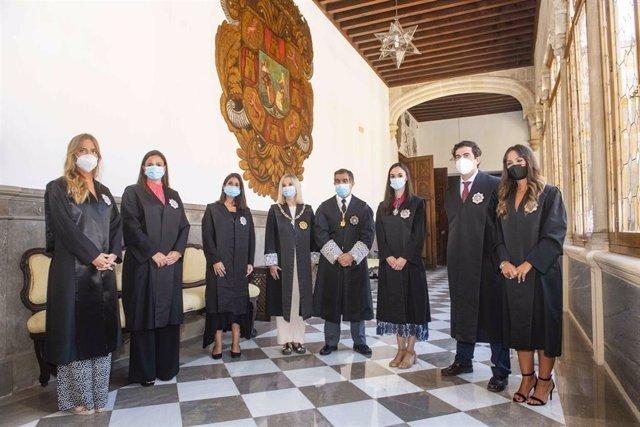 Jura de nuevos fiscales que se incorporan a la Fiscalía de Andalucía