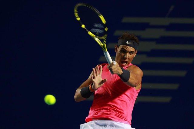 Tenis/Roma.- (Previa) Rafa Nadal vuelve a la acción en busca de defender corona