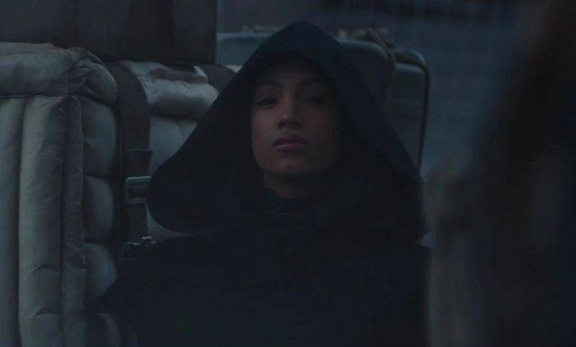 The Mandalorian ¿Quién es el misterioso personaje de Sasha Banks?