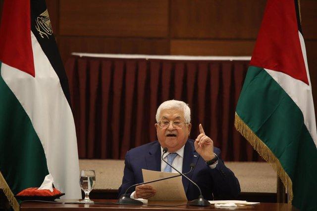 O.Próximo.- Abbas dice que los acuerdos firmados por Israel con EAU y Bahréin no