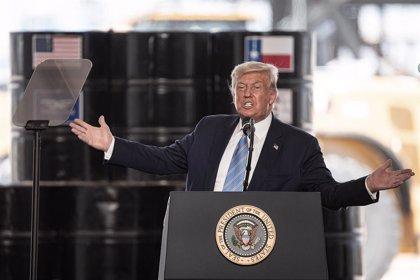 """O.Próximo.- Trump habla de conversaciones """"muy avanzadas"""" con cinco países de Oriente Próximo para acuerdos con Israel"""