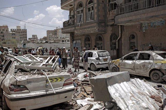 """Yemen.- La ONU alerta de que """"el fantasma de la hambruna"""" vuelve a Yemen ante el"""