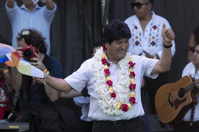 Bolivia.- La Fiscalía de Bolivia cita a Evo Morales para declarar por los delito