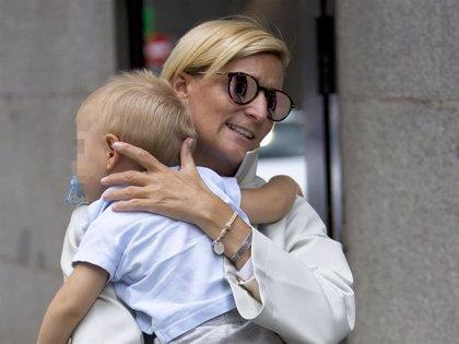 María Zurita cumple 45 años volcada completamente en su hijo Carlos