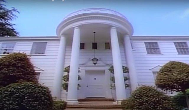 La mansión de El príncipe de Bel-Air