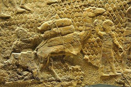 El polvo rigió la expansión del ser humano a través de Oriente Medio