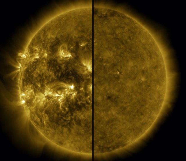 Astrónomos certifican un nuevo ciclo solar, que se prevé moderado