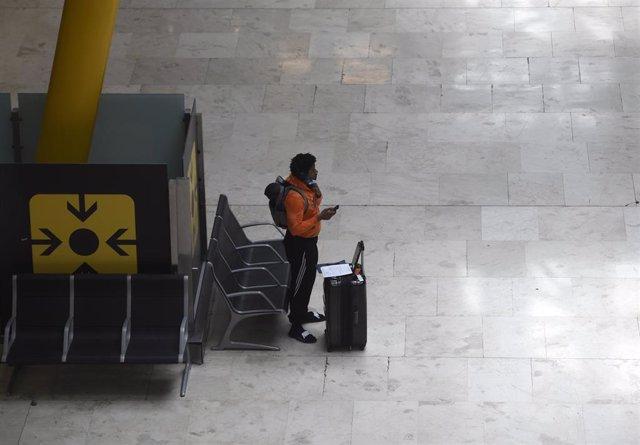Coronavirus.- El Covid-19 'vacía' los aeropuertos andaluces, que pierden un 99% de pasajeros en abril con 8.640 personas