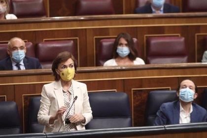 Gamarra acusa a Sánchez de mostrar más lealtad con Bildu y separatistas que con PP y Calvo le pide asumir su derrota
