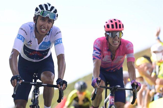 Ciclismo/Tour.- Egan Bernal abandonar el Tour antes de la etapa 17