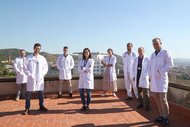 Investigadores de la Unidad de Epilepsia del Servicio de Neurología del Hospital Universitario Vall d'Hebron y el Grupo de Investigación en Epilepsia del Vall d'Hebron Instituto de Investigación (VHIR)