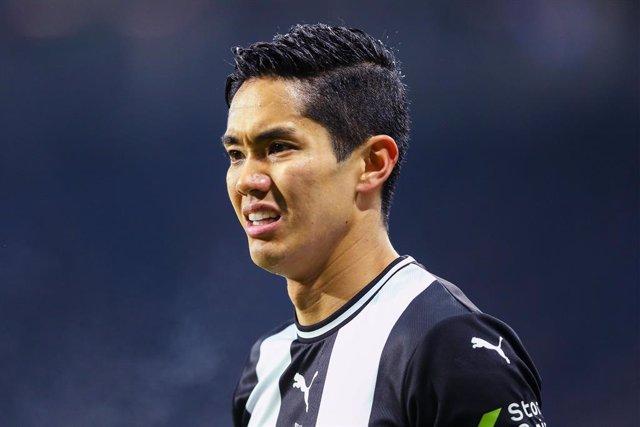 Fútbol.- El delantero japonés Yoshinori Muto llega cedido al Eibar