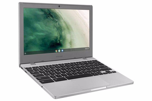Samsung presenta los ordenadores educativos Chromebook 4 y 4+, con actualizacion