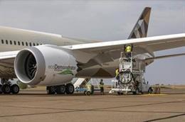 Etihad Airways, Boeing Y World Energy Concluyen Con Éxito Las Pruebas Con Un Vuelo Del Programa Ecodemonstrator