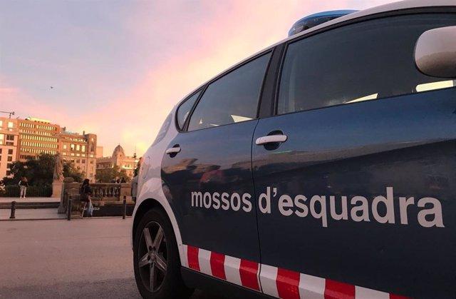 Cotxe dels Mossos d'Esquadra en una imatge d'arxiu.