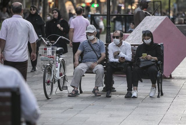 Coronavirus.- Irán supera los 410.000 casos de coronavirus tras acercarse a los