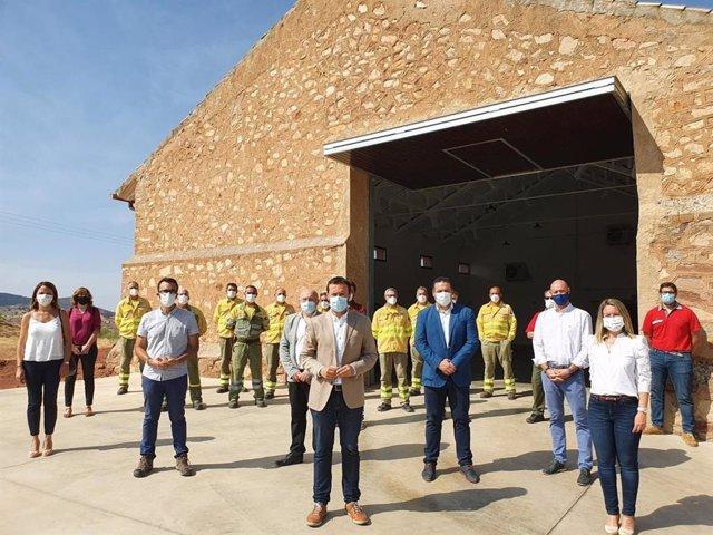 El silo de la Sierra de Alcaraz será centro comarcal de emergencias tras una inv
