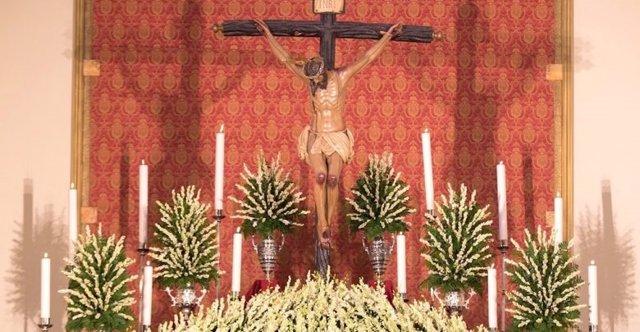 Cristo de la Luz, en Dalías