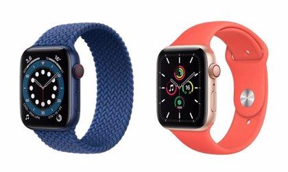 Portaltic.-Apple Watch 6 y Watch SE: las principales diferencias entre los nuevos relojes de Apple