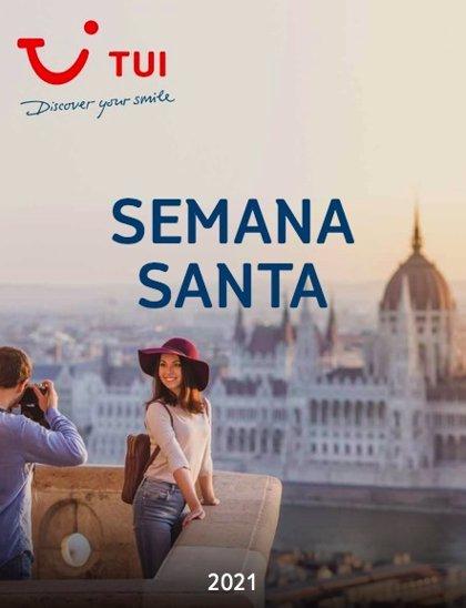 TUI adelanta la publicación del nuevo catálogo digital para Semana Santa 2021