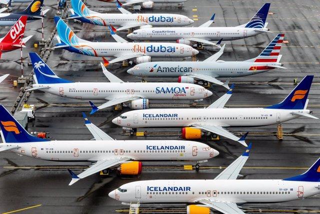 Economía.-(AMP) EEUU determina que Boeing mintió sobre el 737 MAX y que los acci