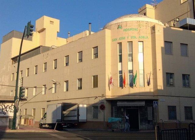 Hospital de la Cruz Roja en Almería