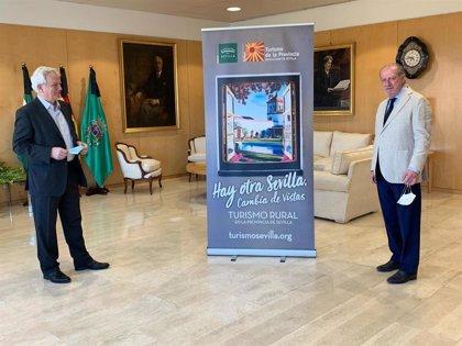 Sevilla lidera en España la ocupación de turismo rural durante el verano