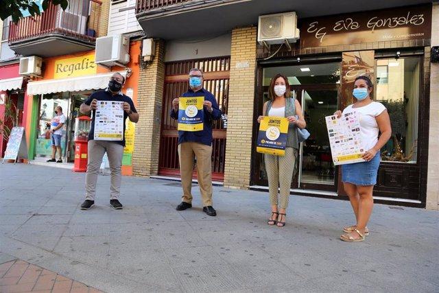 """Np Alcalá: El Ayuntamiento Hace Una Llamada Al Consumo Local Para Revitalizar Al Empresariado Con La Campaña """"Este Otoño, Juntos Será Más Fácil"""""""