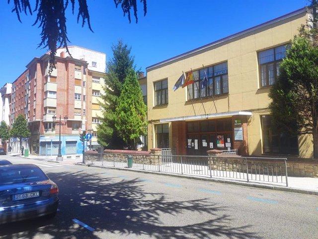 Colegio en Oviedo