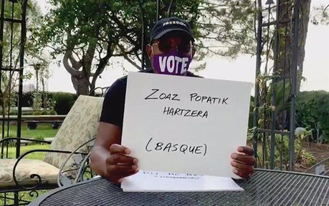 Samuel L. Jackson blasfema contra Trump en 15 idiomas para llamar al voto en las próximas elecciones