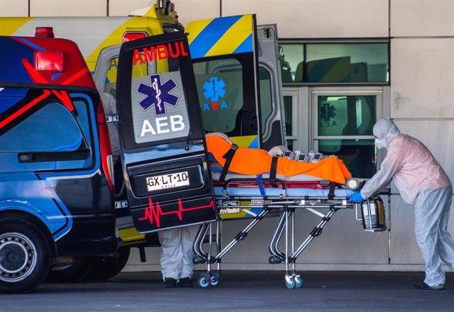 Traslados de pacientes  desde el Hospital Carlos Cisternas de Calama